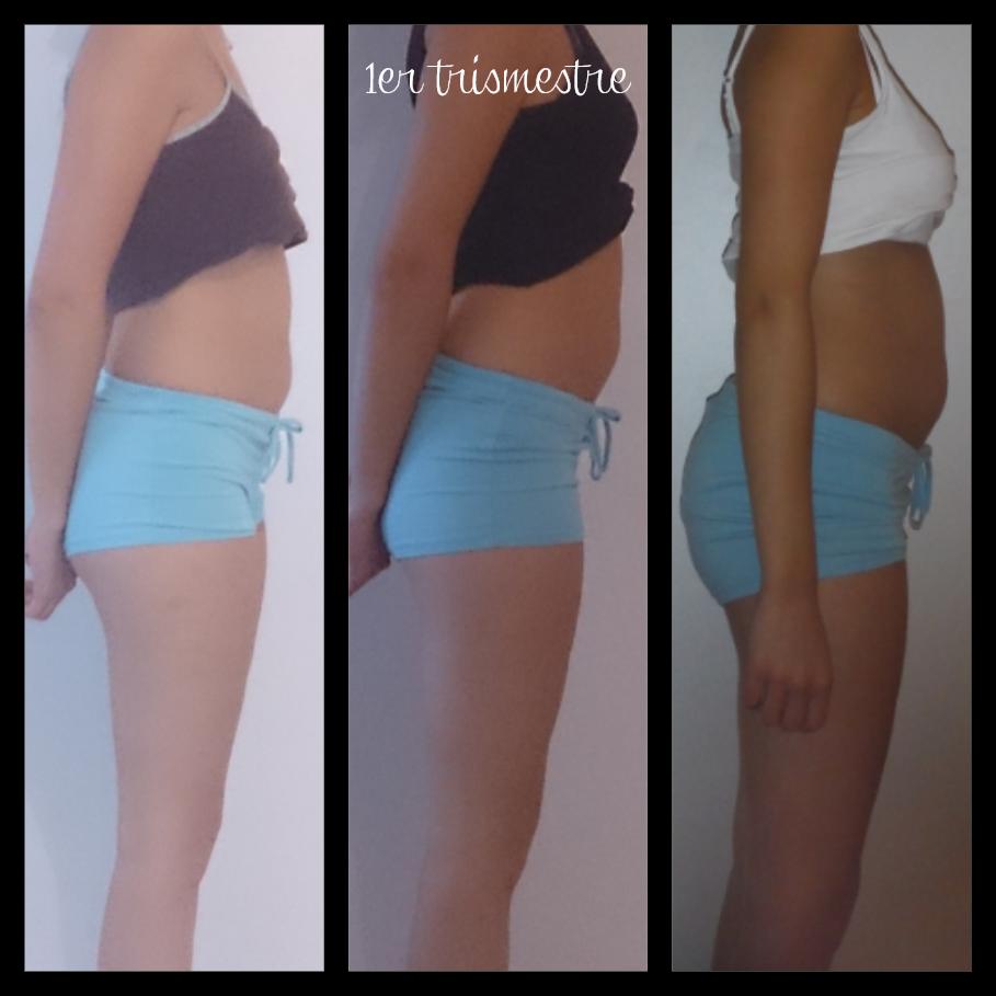 Symptômes de grossesse de trois mois